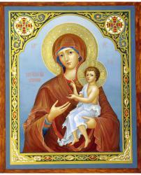 Акафист Пресвятой Богородице пред иконой «Воспитание»